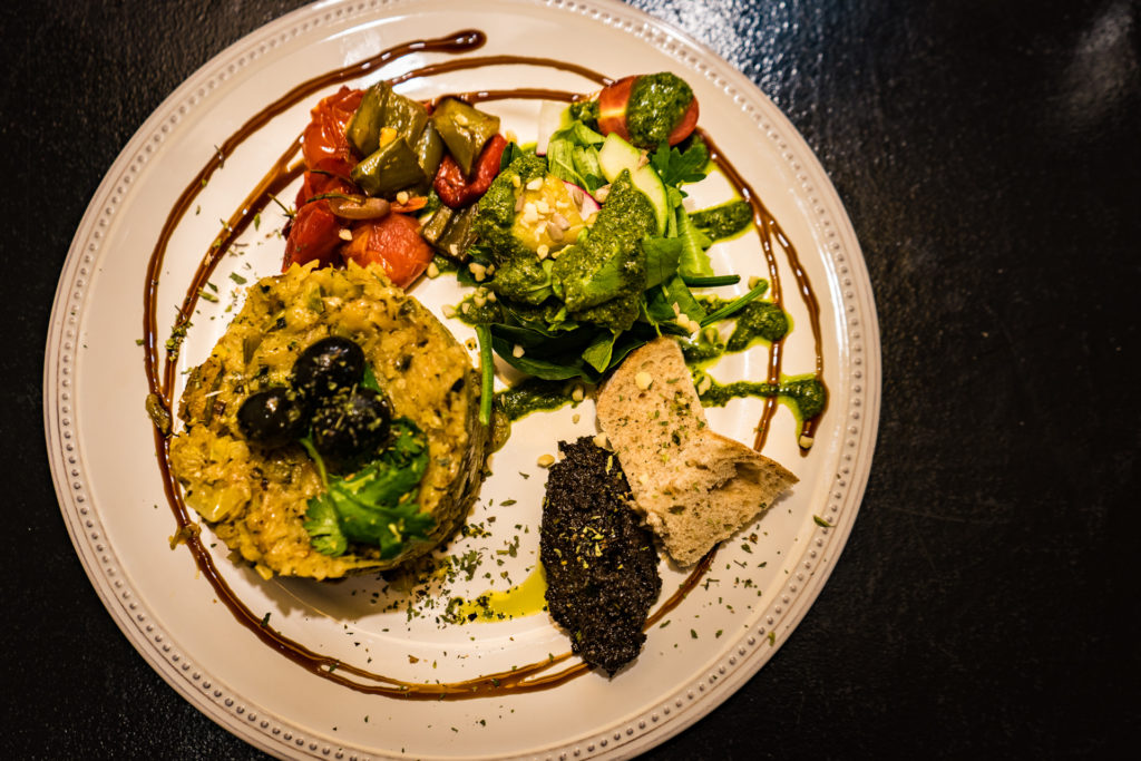 Ao26 Vegan Food Project, Lisbon