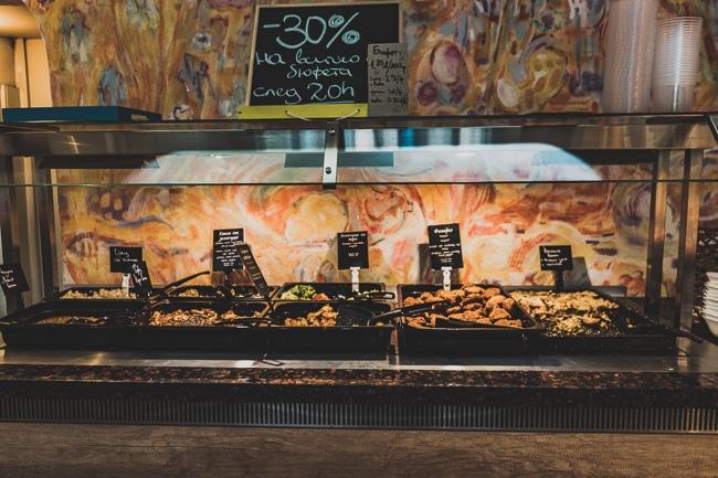 Kring, Vegetarian Restaurant, Sofia, Bulgaria