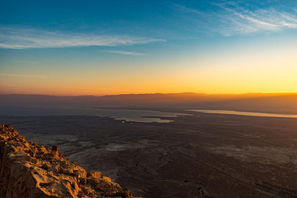 Masada Sunrise Tour, Israel