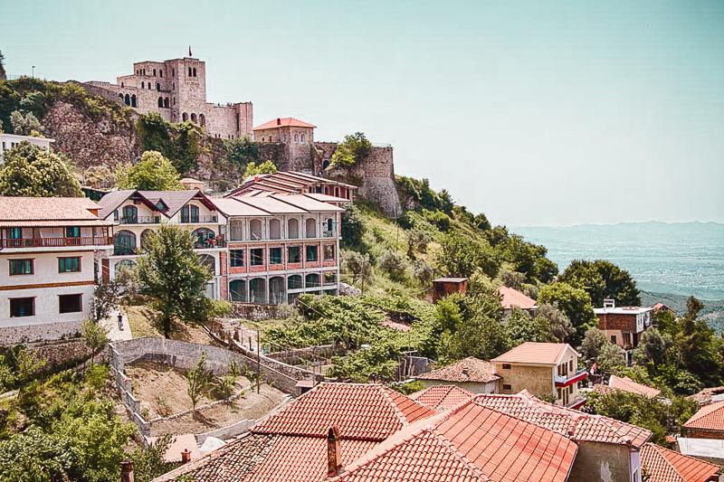Kruje Castle, Albania