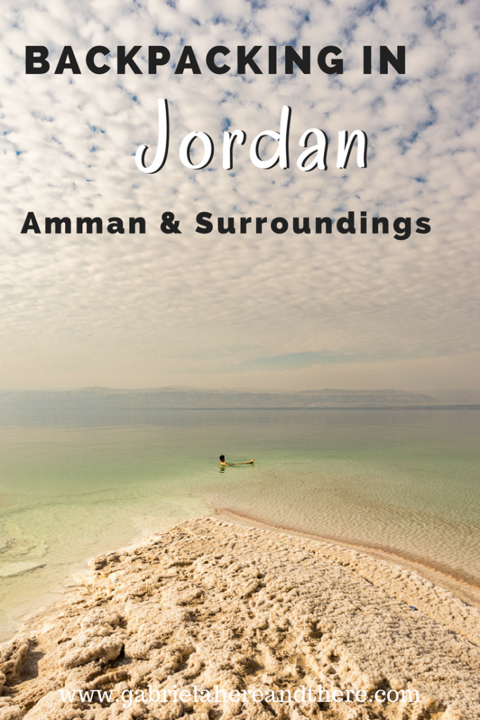 Jordan on a Budget - Amman + Surroundings
