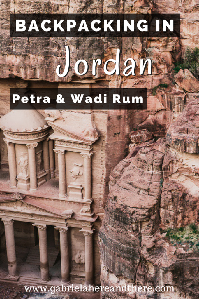 Jordan on a Budget - Petra and Wadi Rum