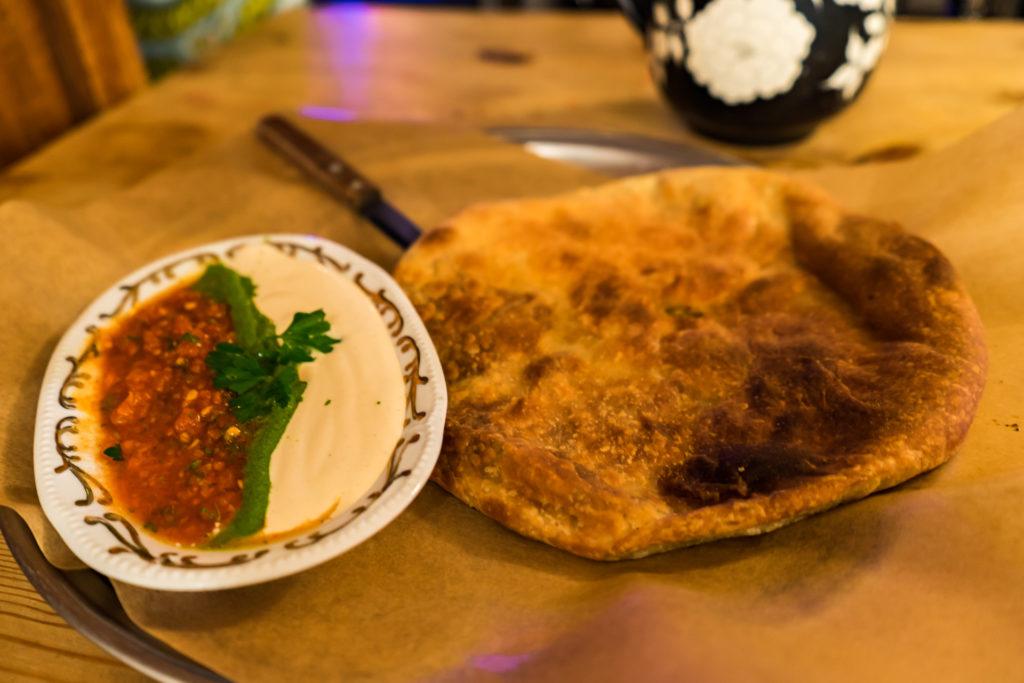 Nanuchka vegan Georgian restaurant, Tel Aviv