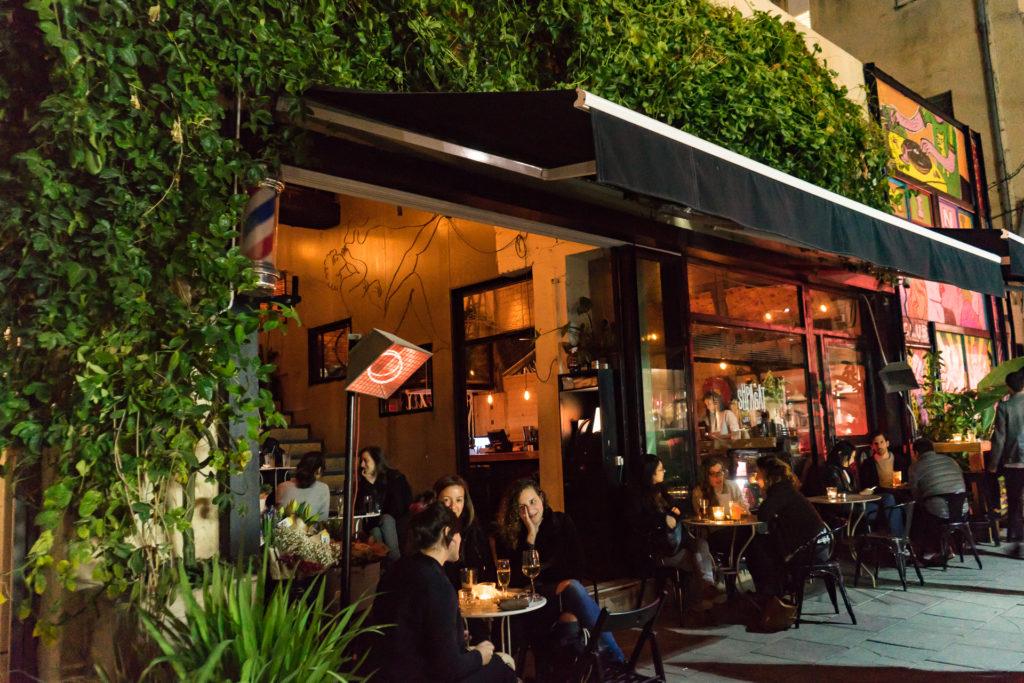 Shapagat gay / lesbian bar, Tel Aviv