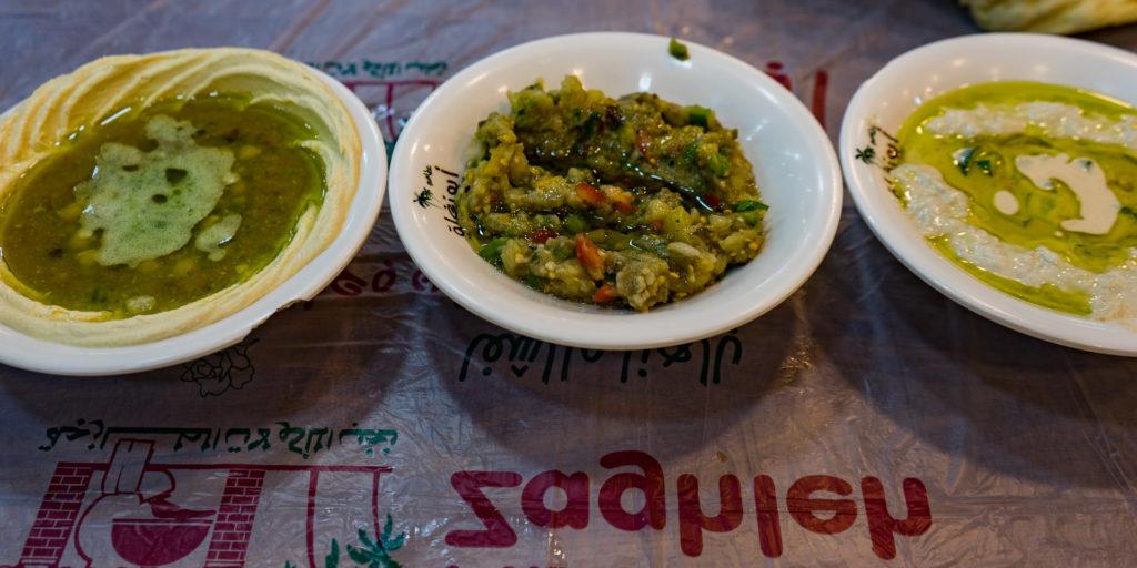 Abu Zagleh restaurant, Amman, Jordan