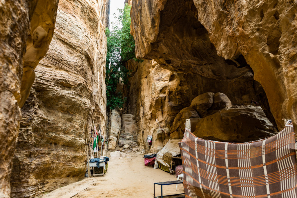 The best view in the word, Little Petra, Jordan