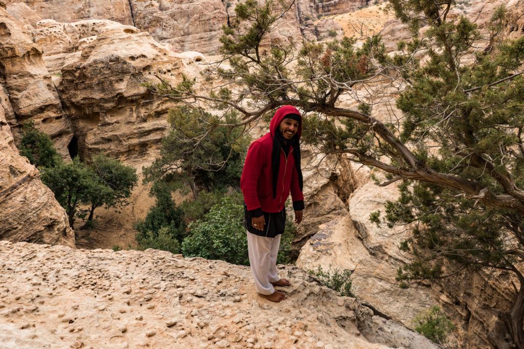 Jack Sparrow, Petra, Jordan