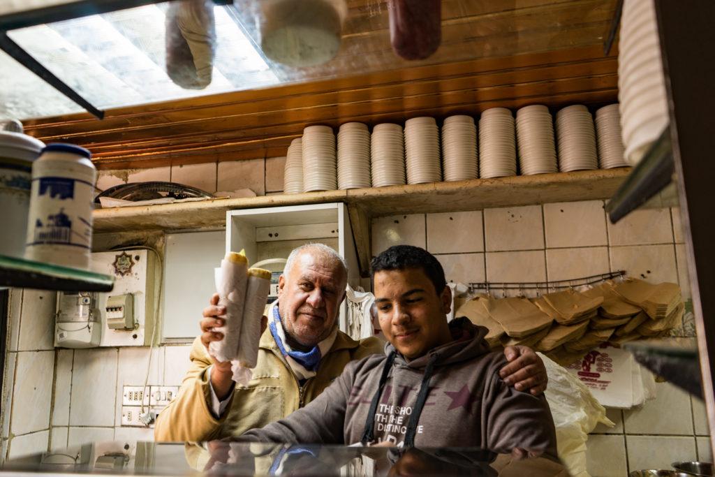 Alwardeh Alshameh restaurant, Wadi Musa, Petra, Jordan