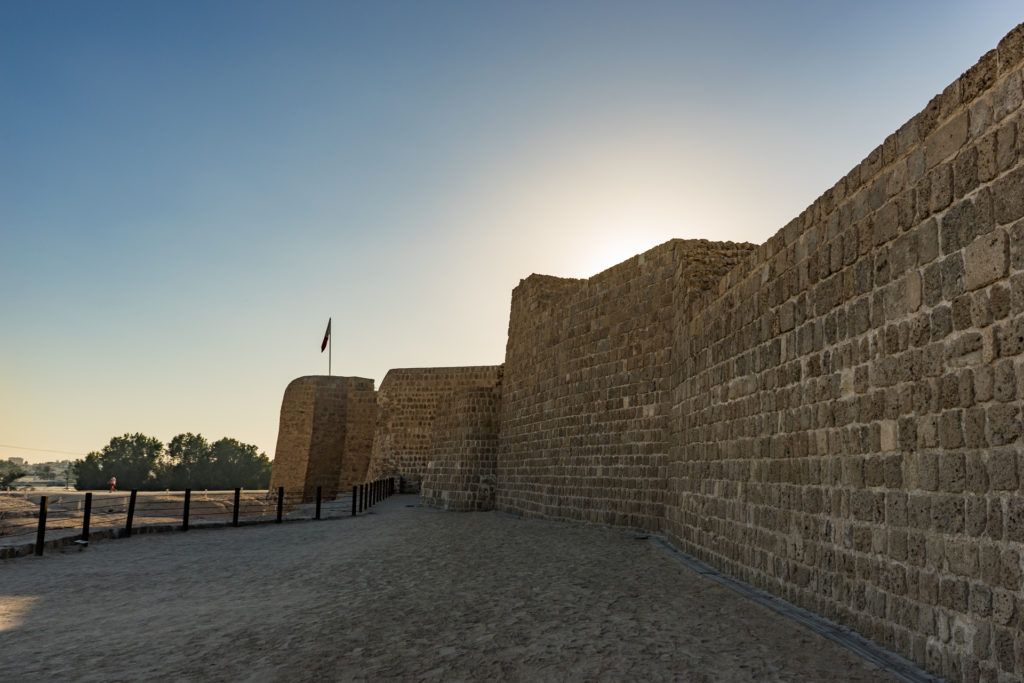 Bahrain Fort (Qa'at al-Bahrain)