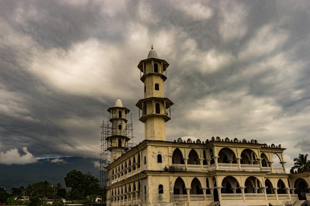 Ikoni Mosque in Iconi, Comoros