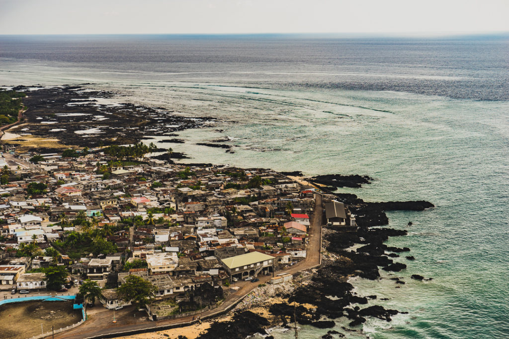 Traveling in Iconi, Comoros