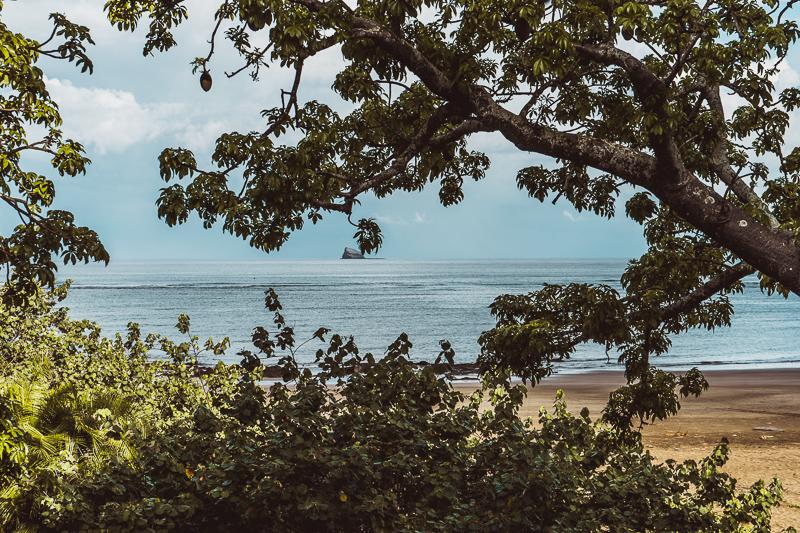 Traveling in Moheli, Comoros