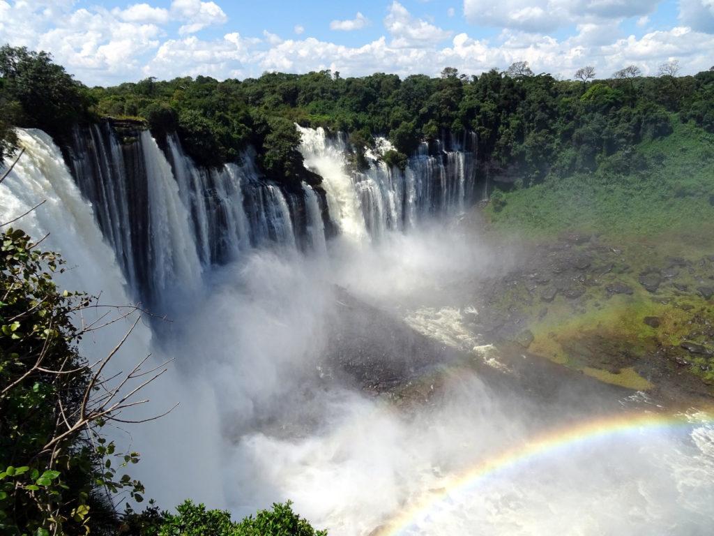 Kalandula Falls, Angola
