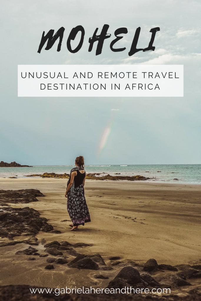 Moheli - Unusual and Remote Travel Destination in Africa