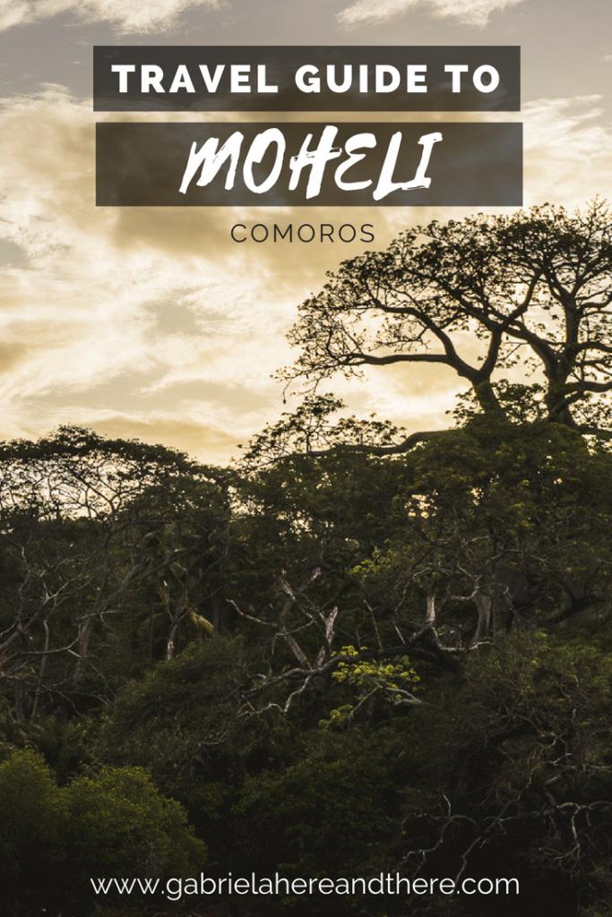 Travel Guide to Moheli, Comoros