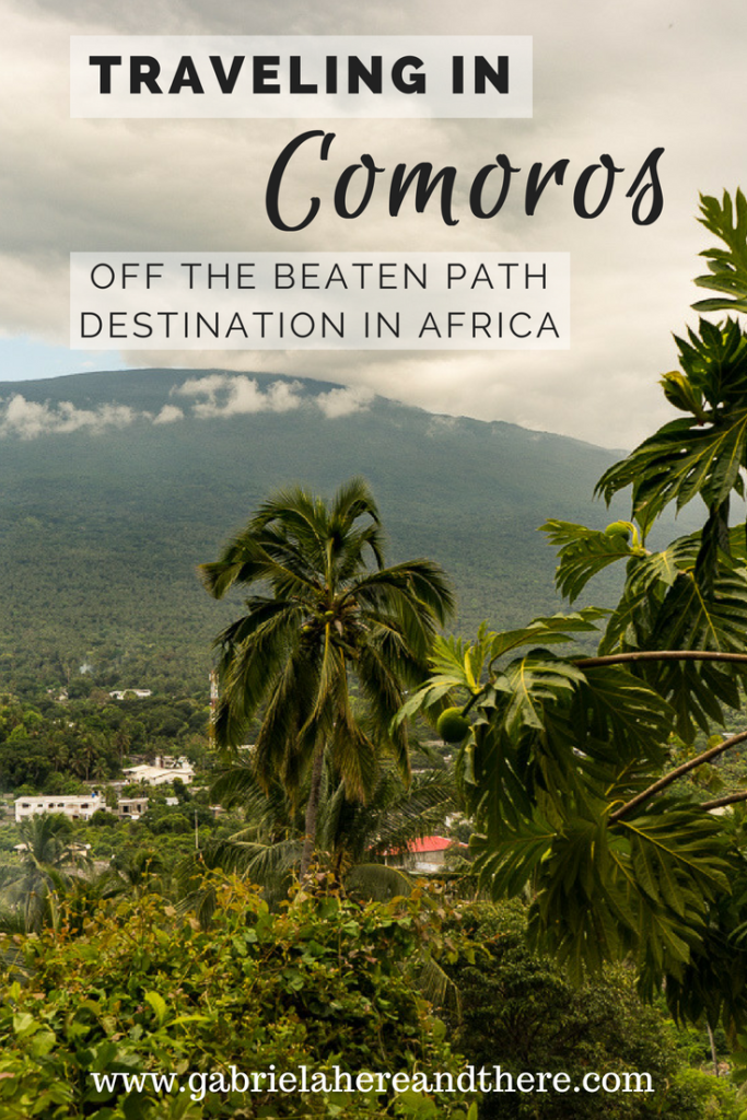 Traveling in Comoros