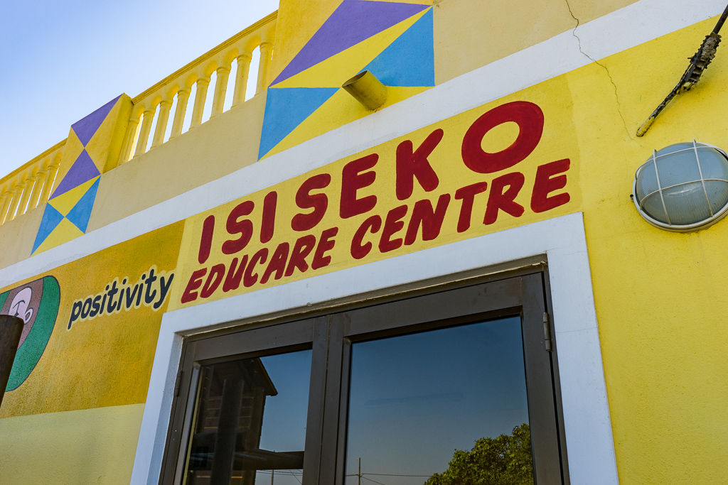 Isiseko Educare Centre in Mfuleni township