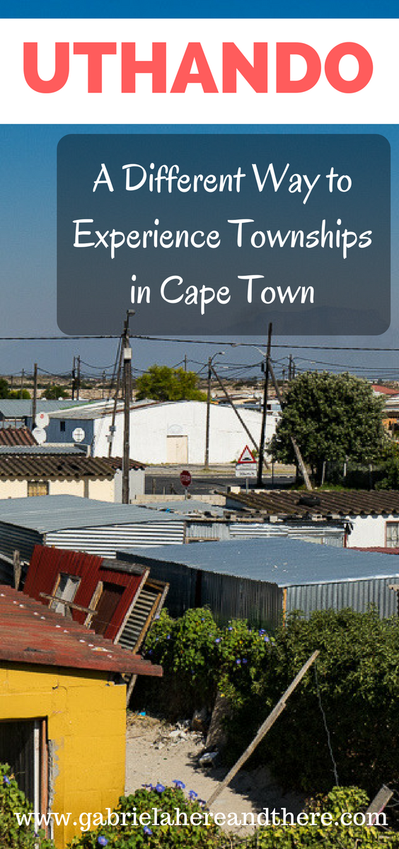UTHANDO - A Different Way to Experience Townships in Cape Town
