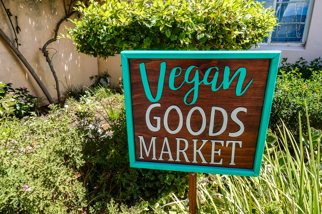 Vegan Goods Market, Cape Town