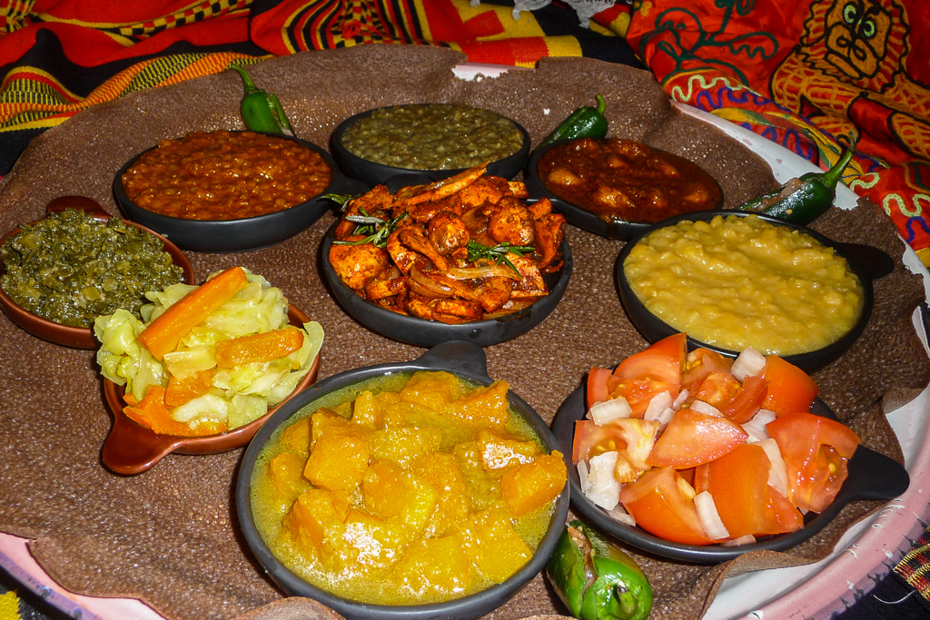 Addis in Cape, Ethiopian Restaurant, Cape Town