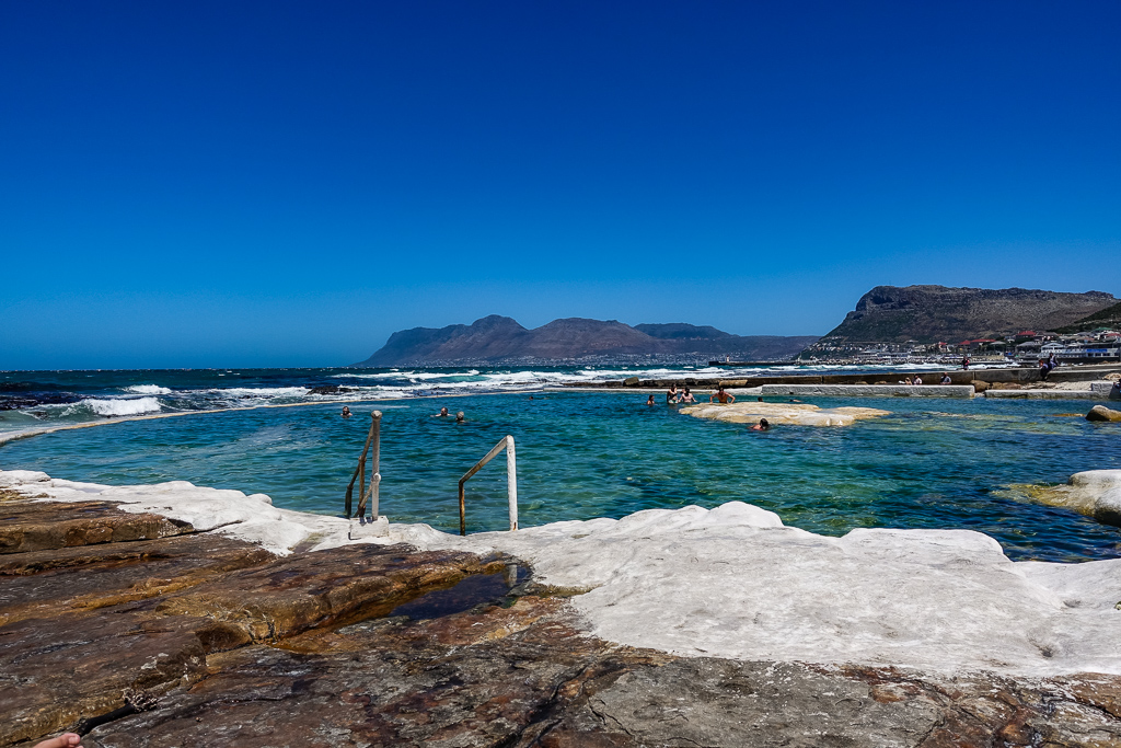 St. James Coastal Walk, Cape Town