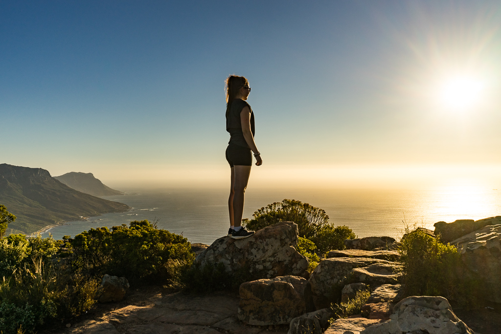 Lion's Head Sunset Hike