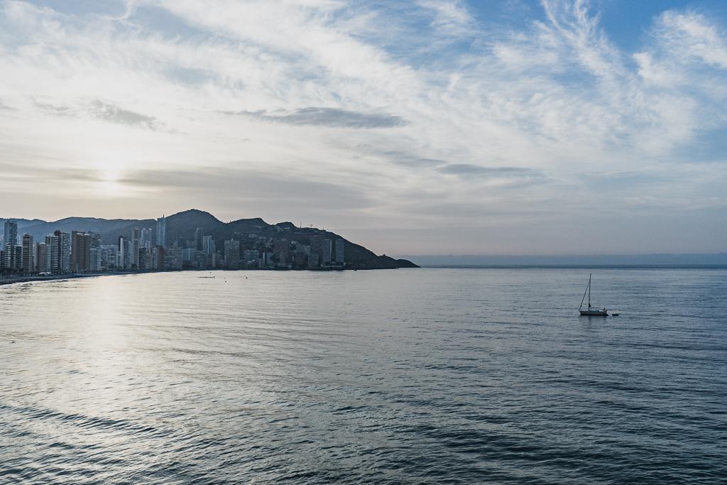 Balcón del Mediterráneo, Benidorm, Spain