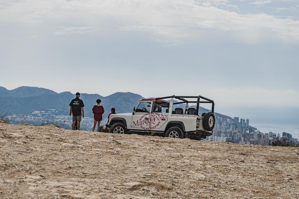 Marco Polo Expediciones, jeep tour, Benidorm, Spain