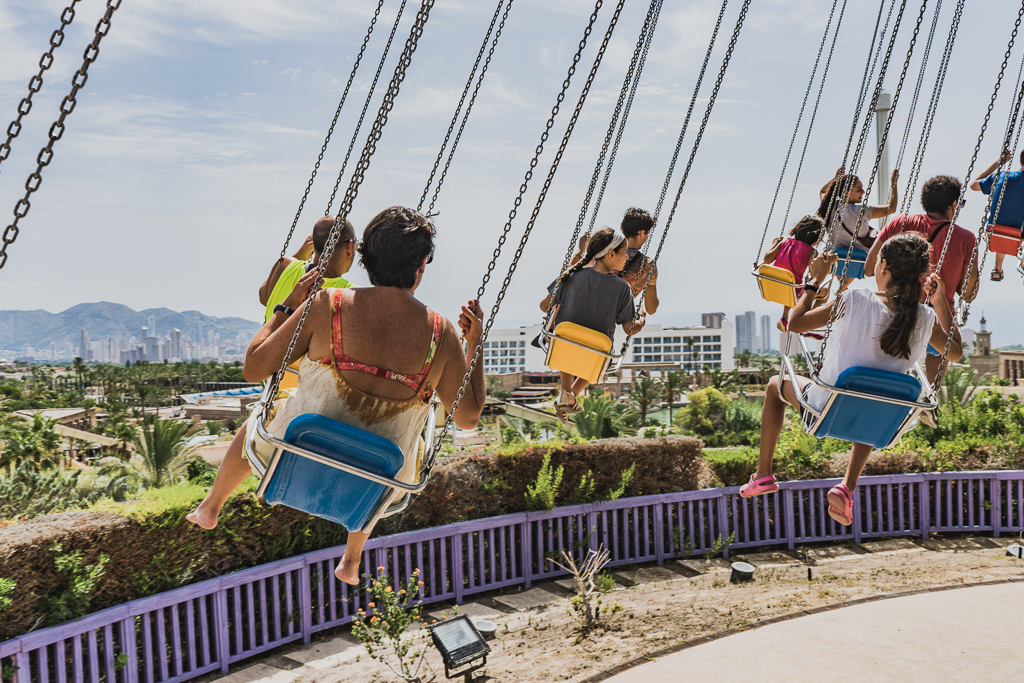 Terra Mitica, An Amusement Park in Benidorm, Spain