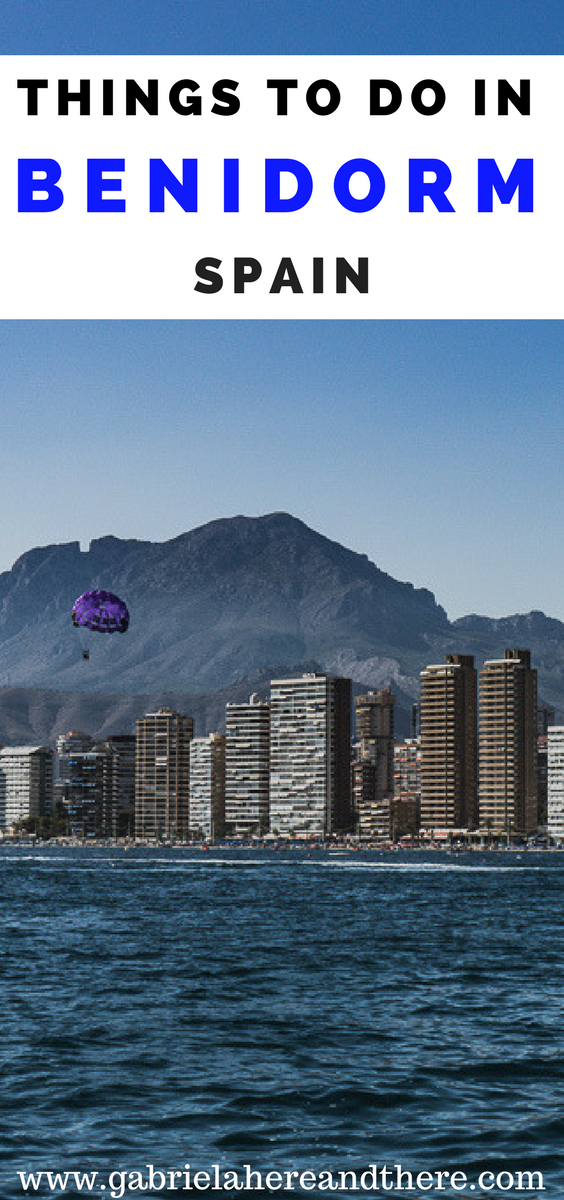 Things to Do in Benidorm, Spain