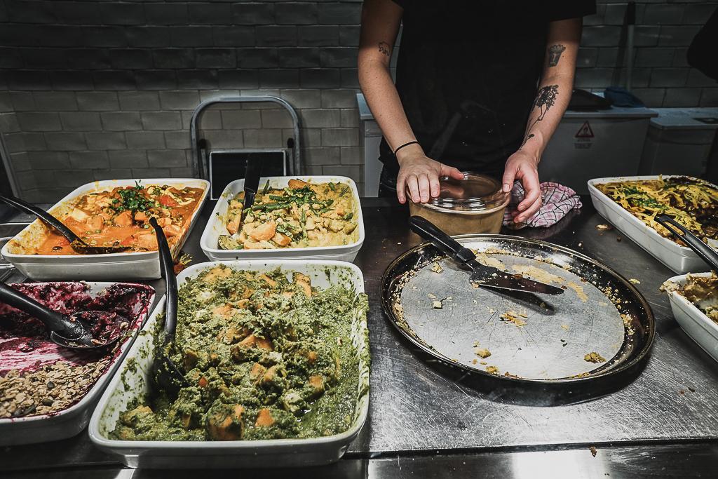 Cornucopia, Vegetarian Restaurant in Dublin, Ireland