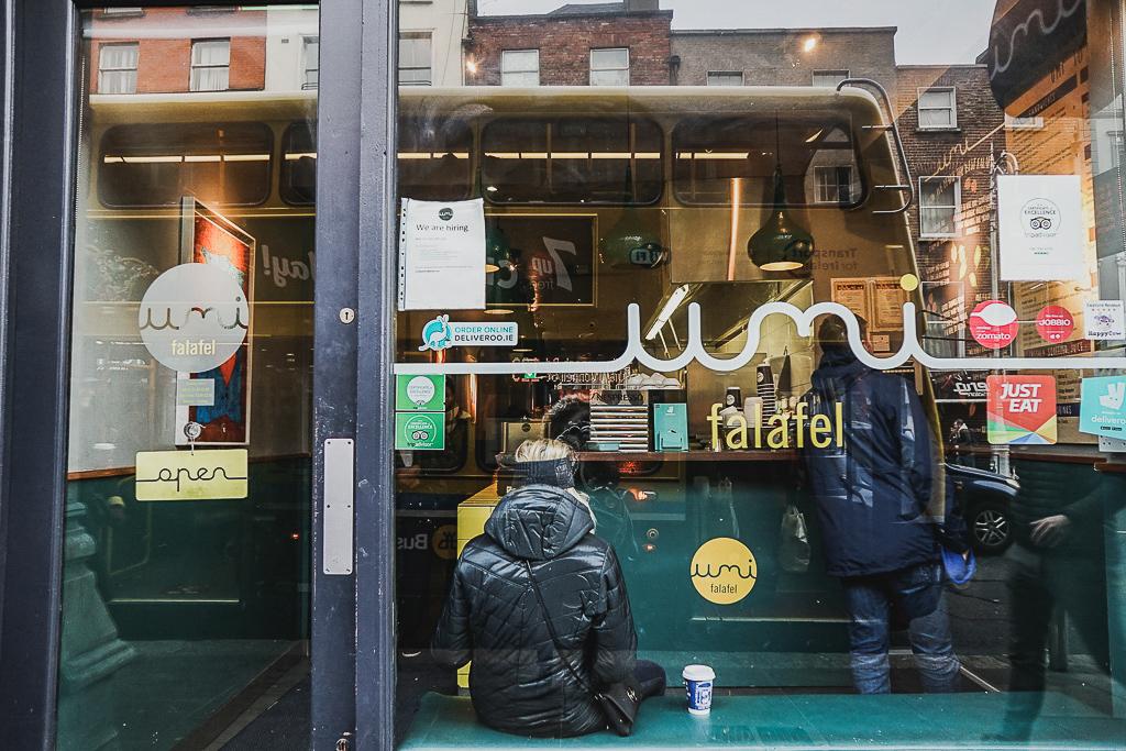 Umi Falafel, Vegetarian Restaurant in Dublin, Ireland