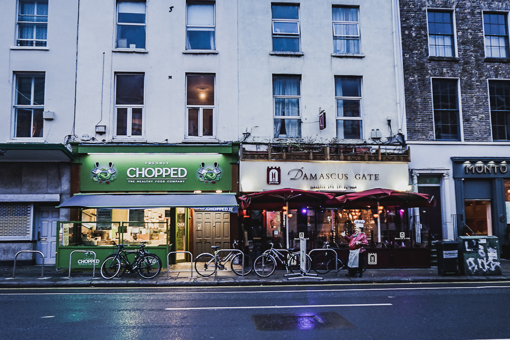 Chopped, Dublin, Ireland