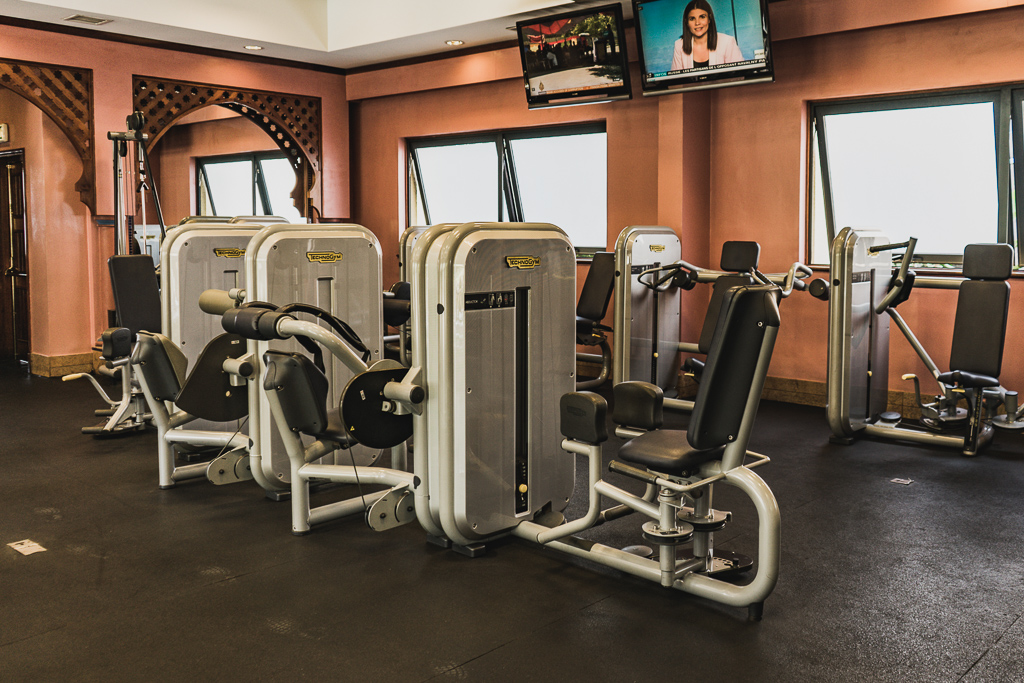 Gym, Kigali Serena Hotel