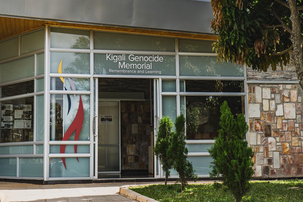 Kigali Genocide Memorial, Rwanda