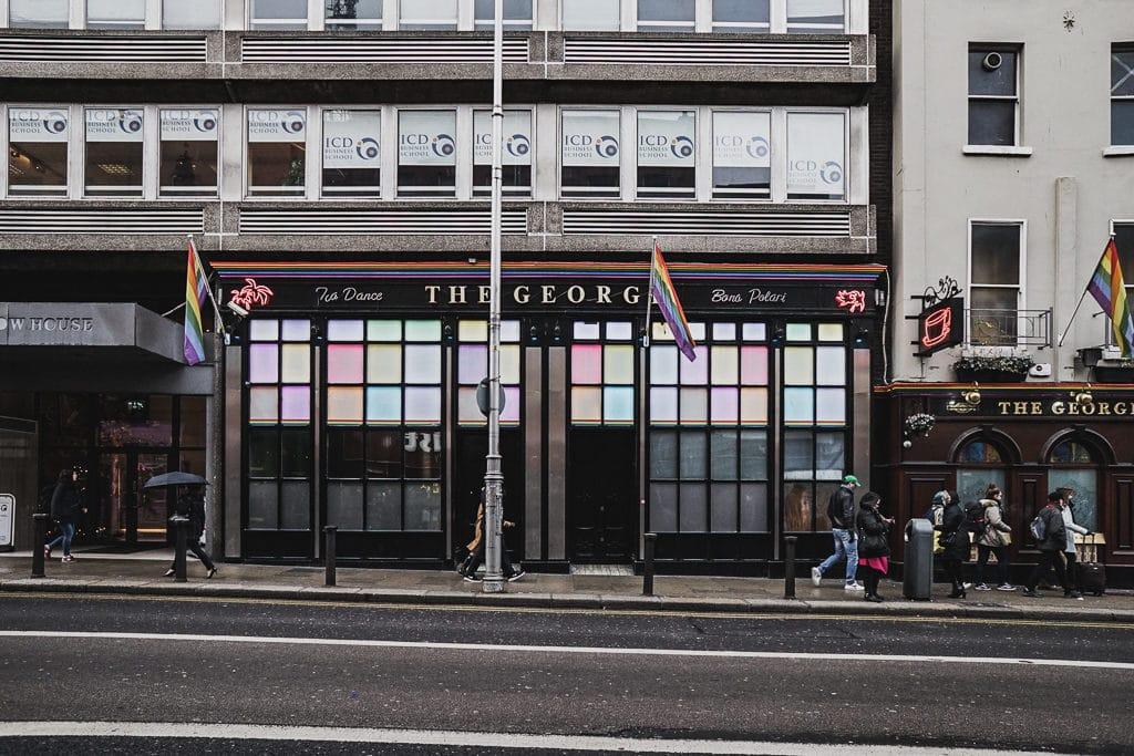 The George, Gay Bar, Dublin, Ireland