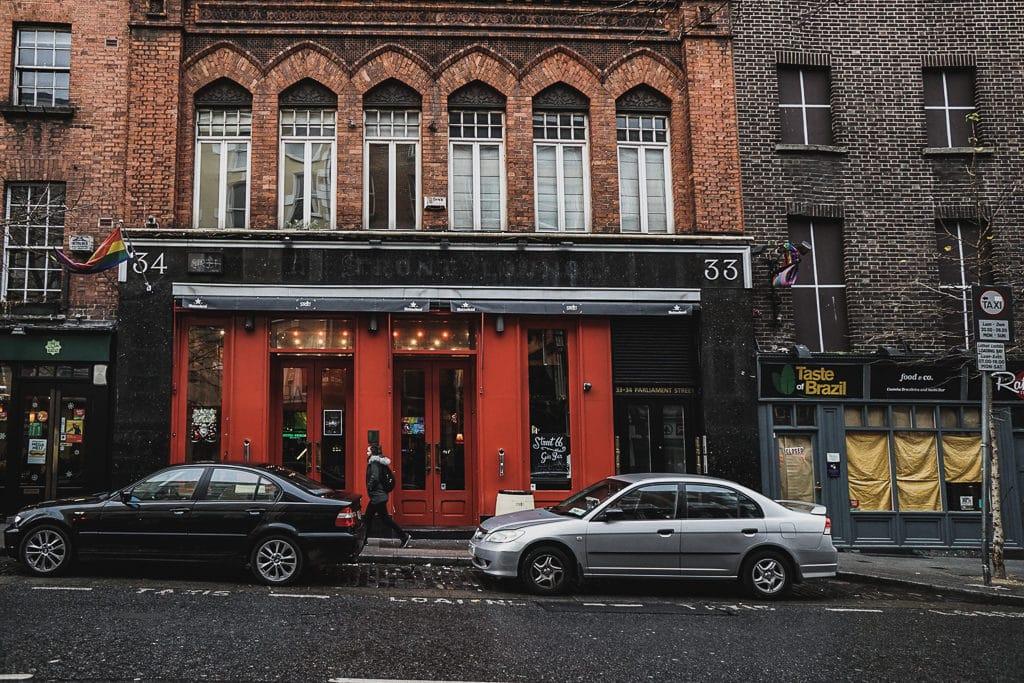 Street 66, Gay Bar, Dublin, Ireland