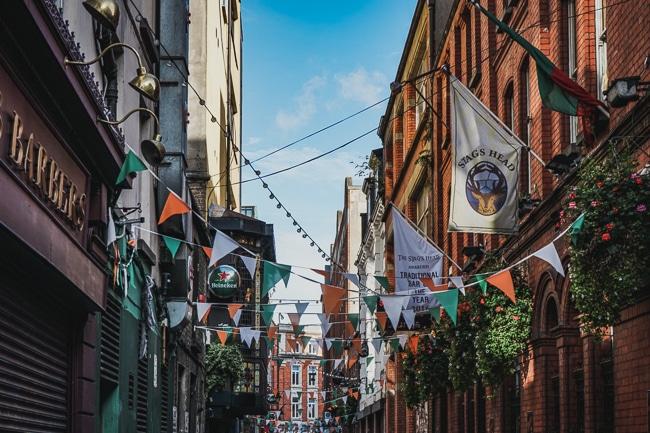 Lesbian Travel Guide to Dublin, Ireland