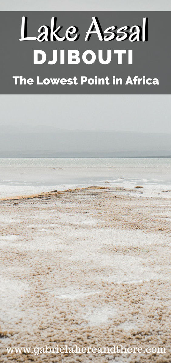 Lake Assal, Djibouti - The Lowest Point in Africa