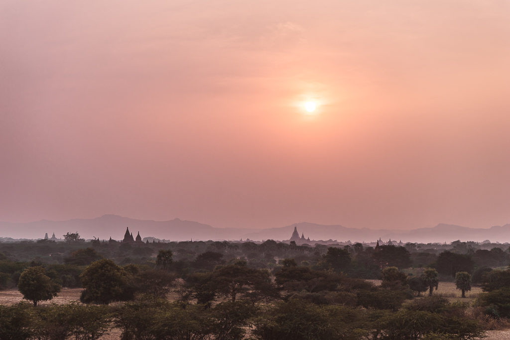 The Best Place to Watch the Sunset in Bagan, Myanmar