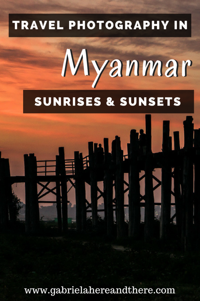 Travel Photography in Myanmar - Sunrises & Sunsets