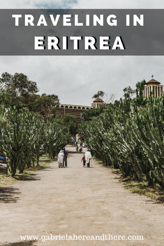 Traveling in Eritrea