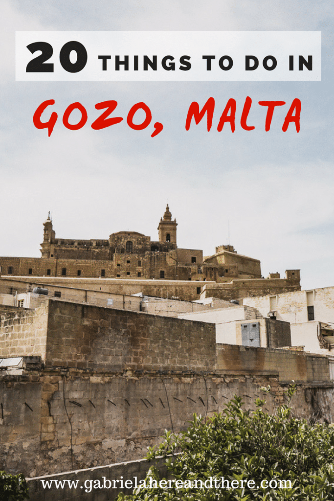 20 Things to Do in Gozo, Malta