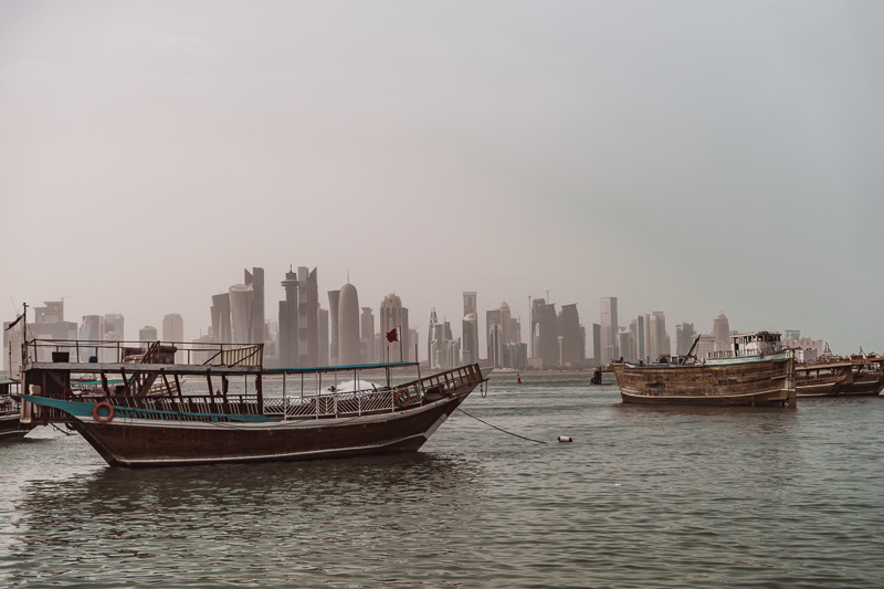 The View from The Corniche, Doha
