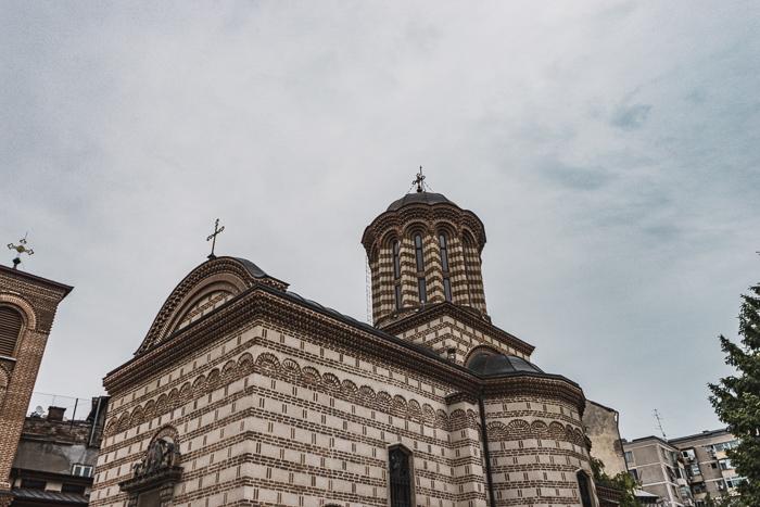 Biserica Sfântul Anton, Bucharest