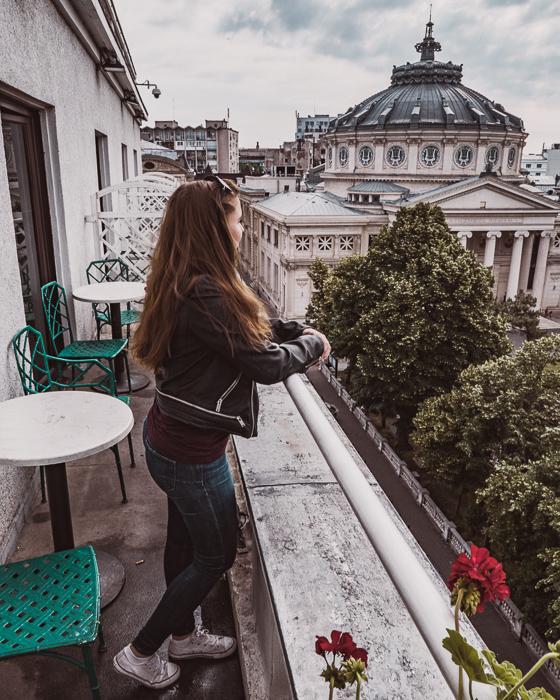 Solo Female Travel in Bucharest