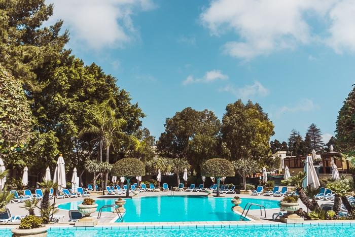 Corinthia Hotel & Spa, Malta
