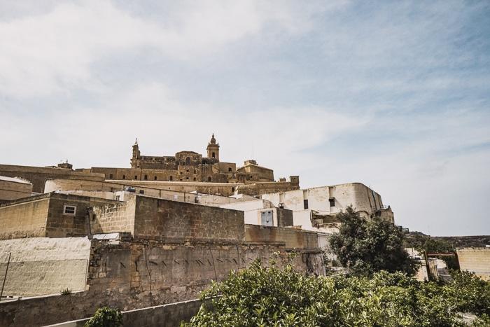 Victoria Citadel, Gozo, Malta