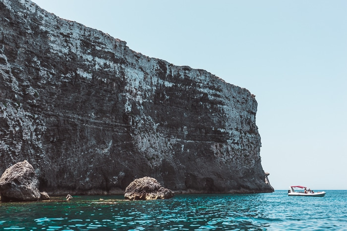 Comino Island, Blue Lagoon, Malta
