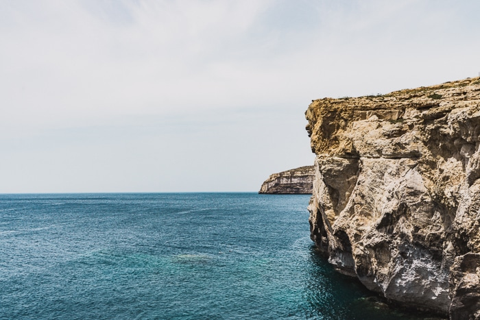 Azure Window Ruins, Gozo, Malta